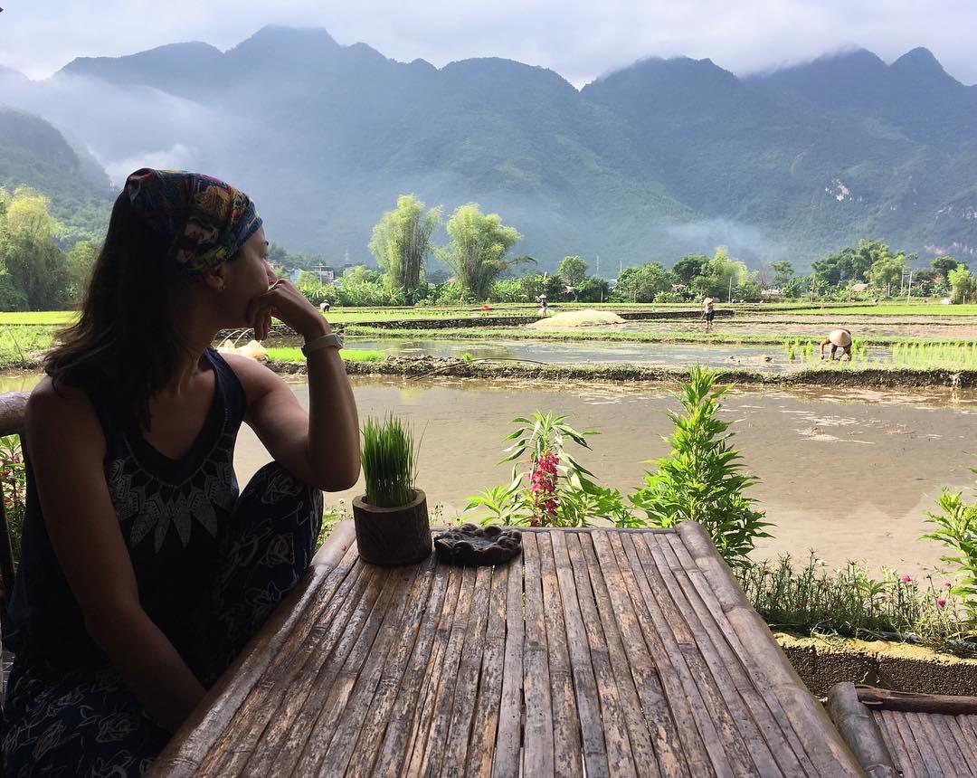 Bản Pom Coọng - Mai Châu