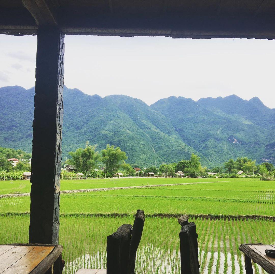 Bản làng cổ Mai Châu