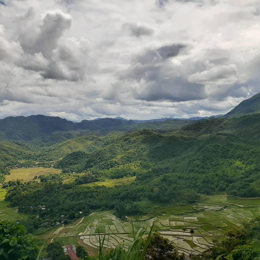 Ngần ngơ vẻ đẹp bản làng cổ Mai Châu Hòa Bình