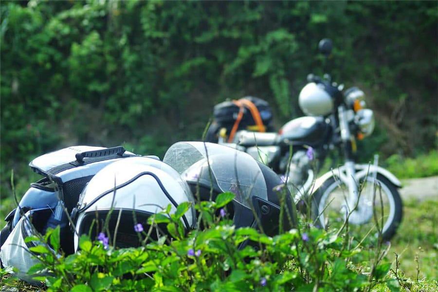 Di chuyển lên Hà Giang bằng xe máy