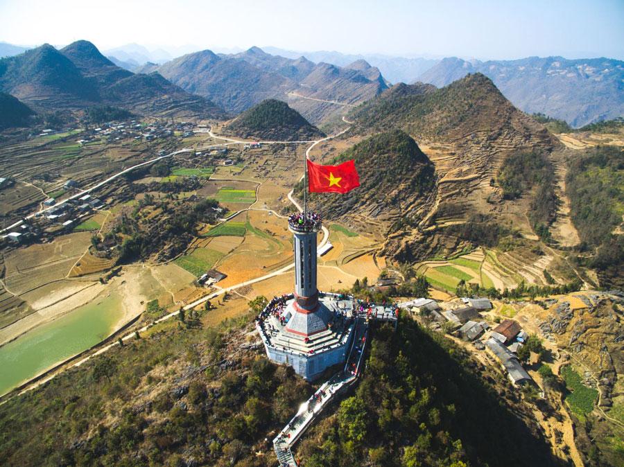 Địa điểm check in nổi tiếng - kinh nghiem di Ha Giang