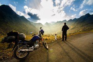 Kiểm tra xe máy trước khi đi phượt