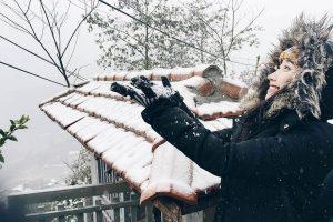 Mộc Châu có tuyết không?