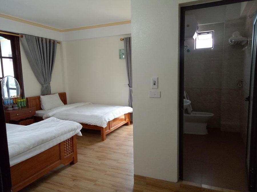 Phòng nghỉ tại nhà nghỉ Thanh Lan