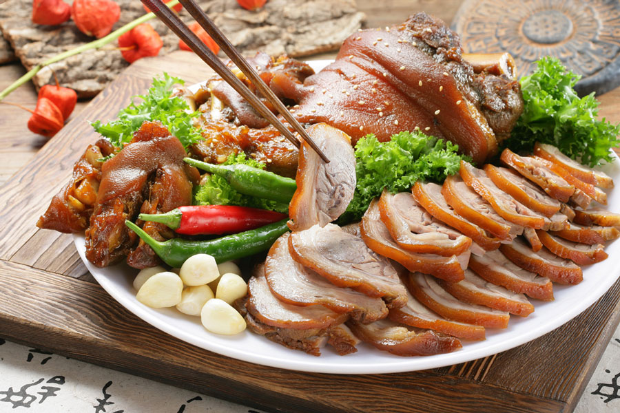 Quán ăn ngon ở Sapa - Dũng Trâu - Thịt cắp nách ngon quên lối về