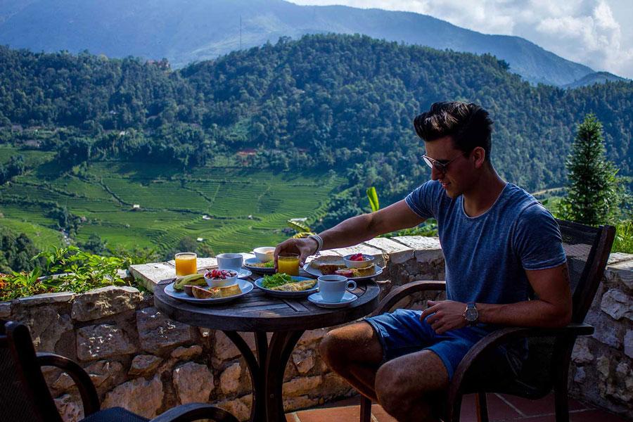 Trải nghiệm sang chảnh tại resort Topas Ecolodge Sapa